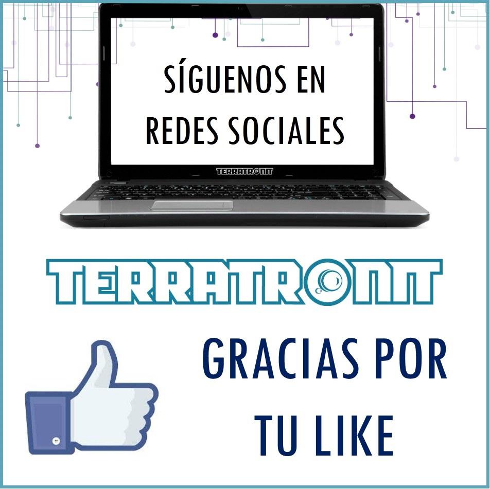 http://facebook.com/terratronit
