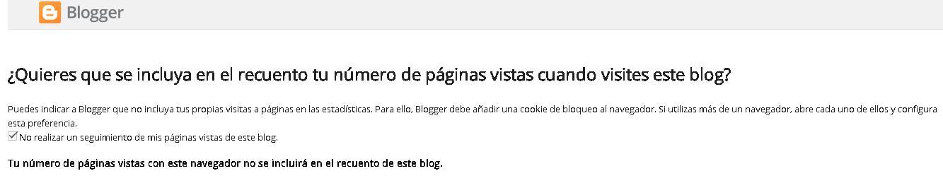 Tu número de páginas vistas con este navegador no se incluirá en el recuento de este blog.